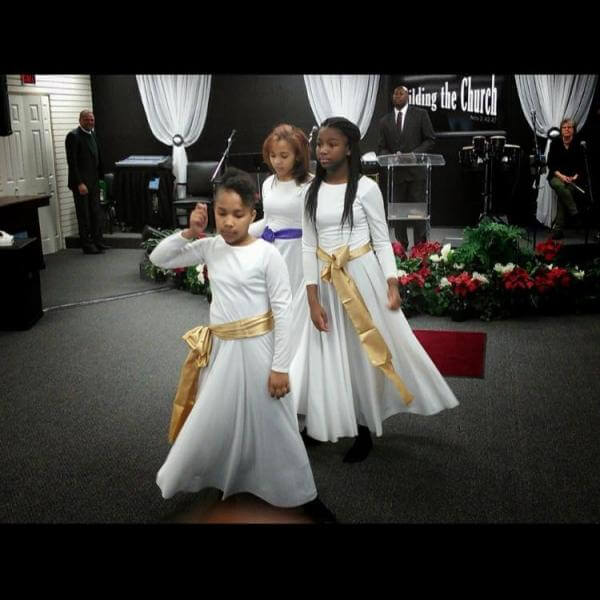 Word Of Life Youth Praise dancers