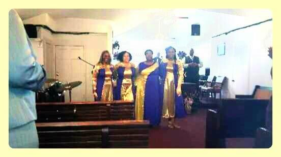 Debut of The Living Praise