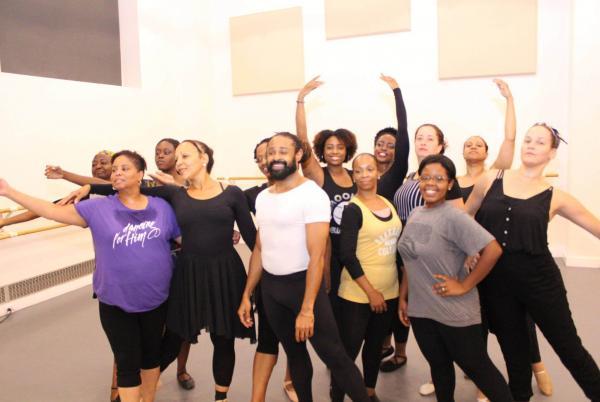 Expansion Ballet Basics Crew