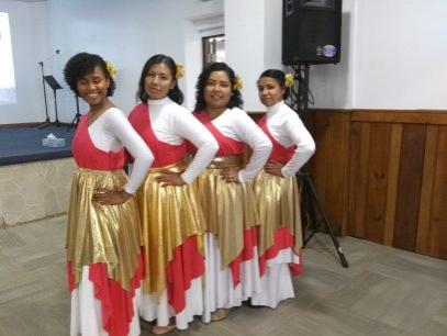 Ministerio De Danza Roca Eterna-Detroit,MI