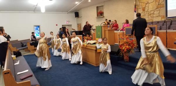 dance ministry Karar
