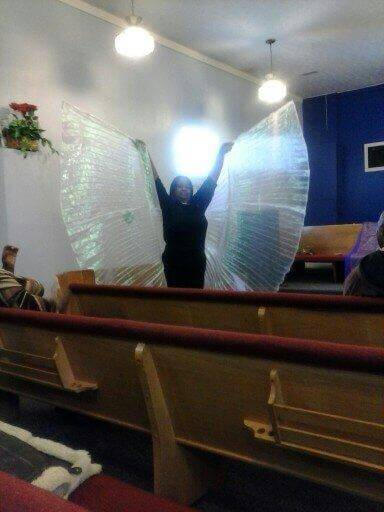 Angel Wings Presentation