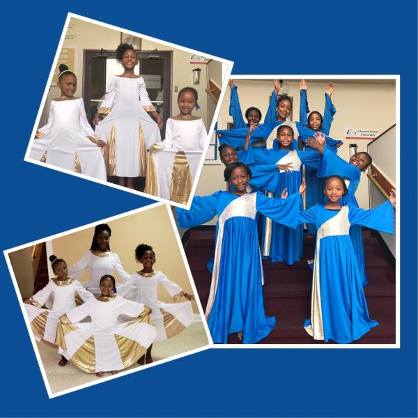 Inner Court Ministry Praise Dance Team