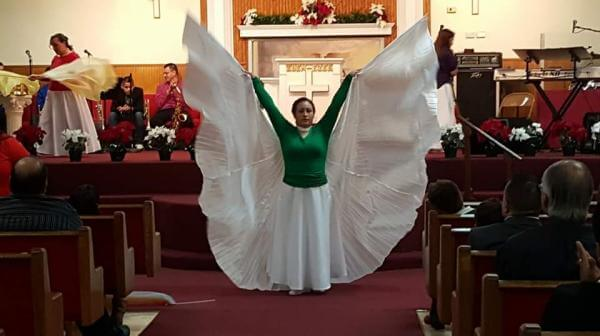 This was our first time using the wings. We used them for a special song for our church anniversary and they looked beautfiul that we had to order another set.