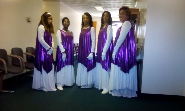 new zion m.b. church adult praise dance misitrey