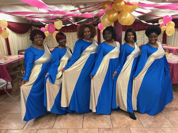 LBCQ Adult Praise Dance Team