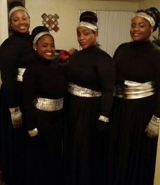 Daughters of Praise