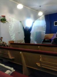 Angel Wings Presentation
