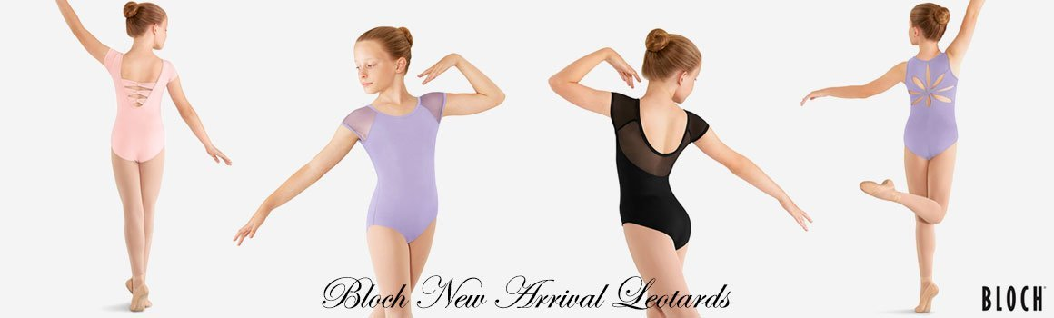 Bloch New Arrival Leotards