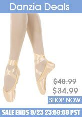 Danzia deals, discount ballet leotard,slippers