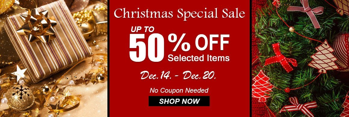 Christmas special sale
