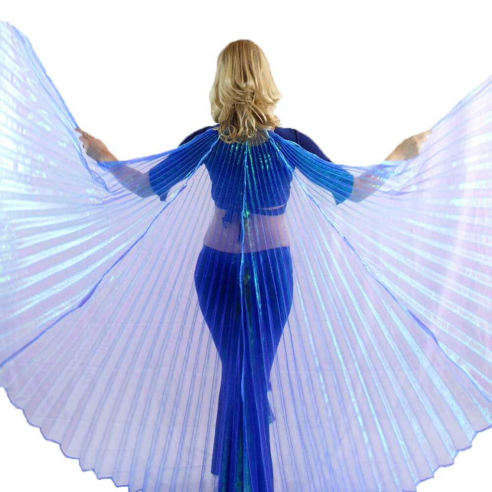 Iridescent Angel Wing