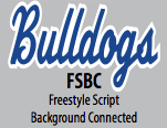 Freestyle Script Background Connected