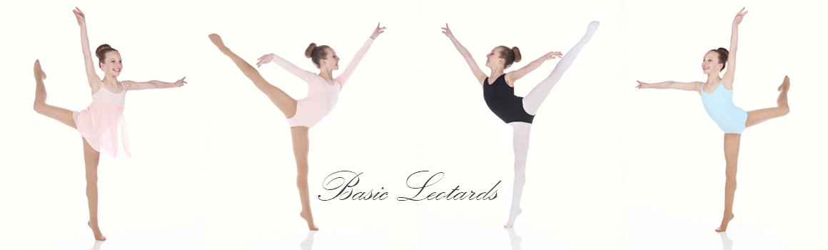 BASIC LEOTARDS YOU MUST HAVE!
