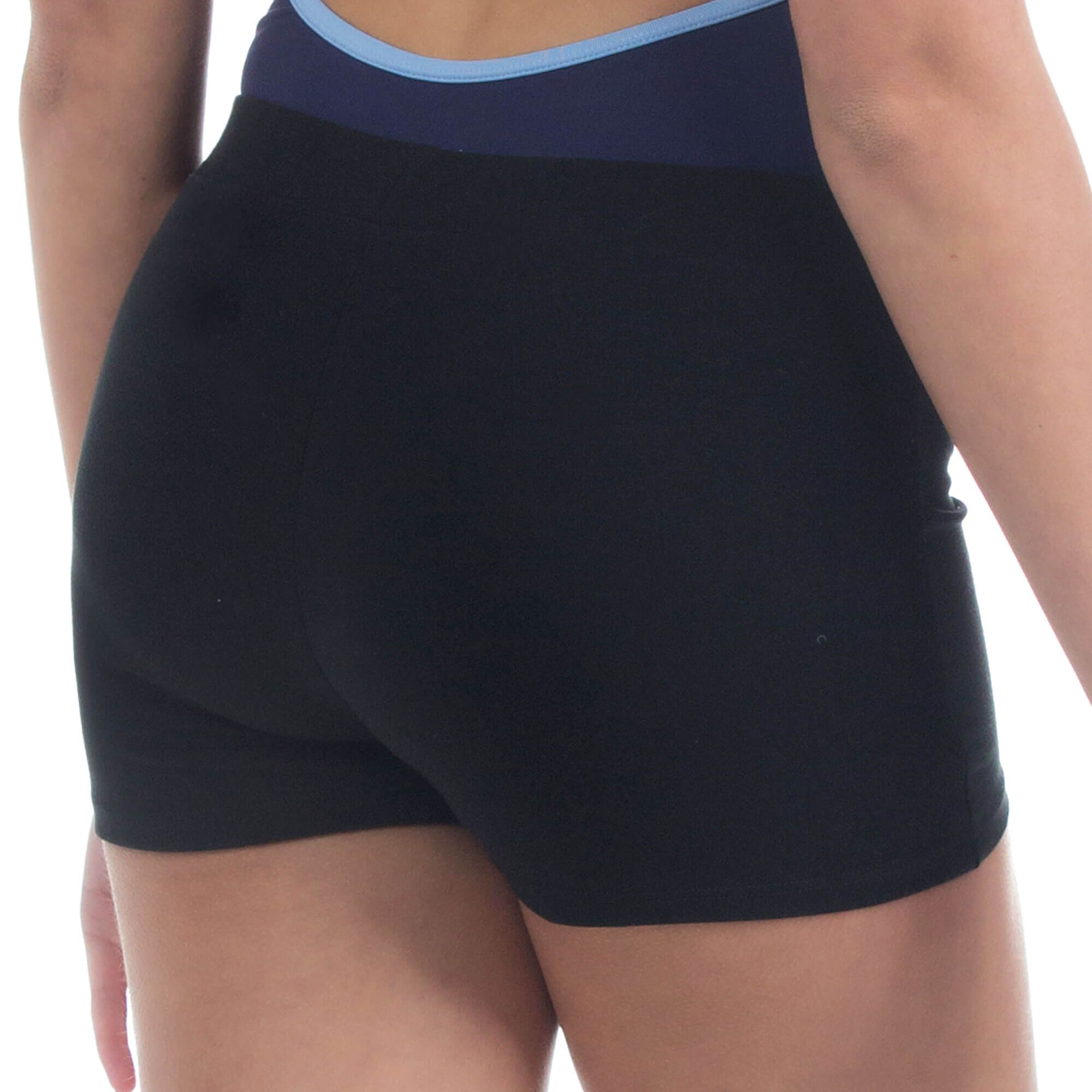 baiwu women's ballet dance short