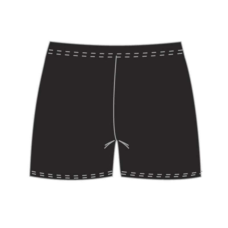 "Basic Moves Adult 5"" Inseam Shorts"