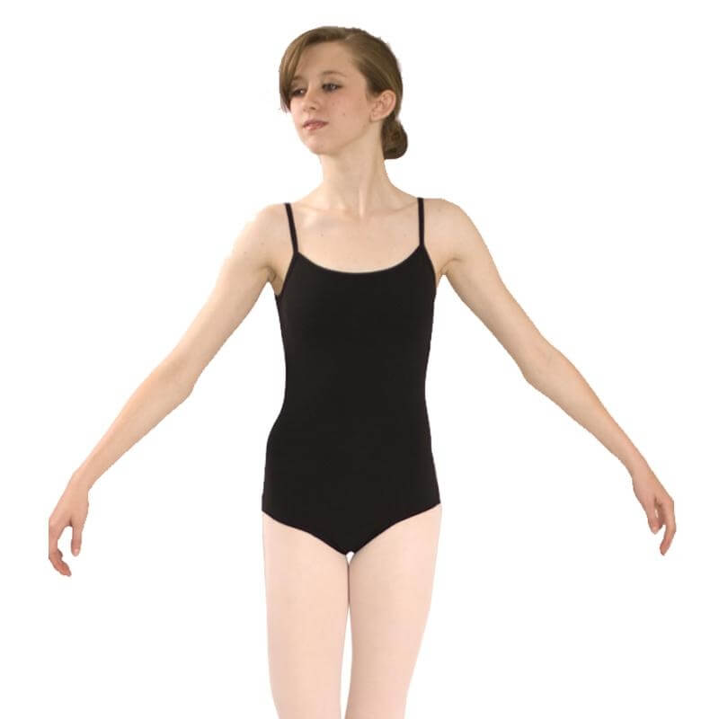 BasicMoves Adult basic cami leotard