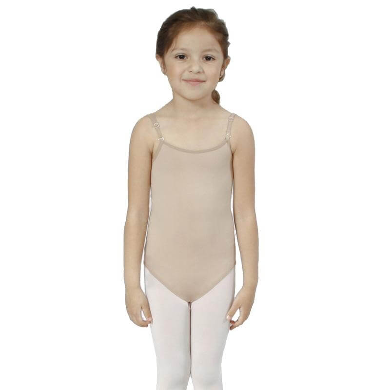 Basic Moves Chirldren seamless leotard