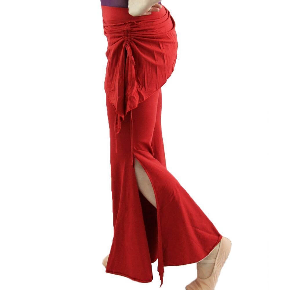 Tribal Fusion Belly Dance Pants - Click Image to Close