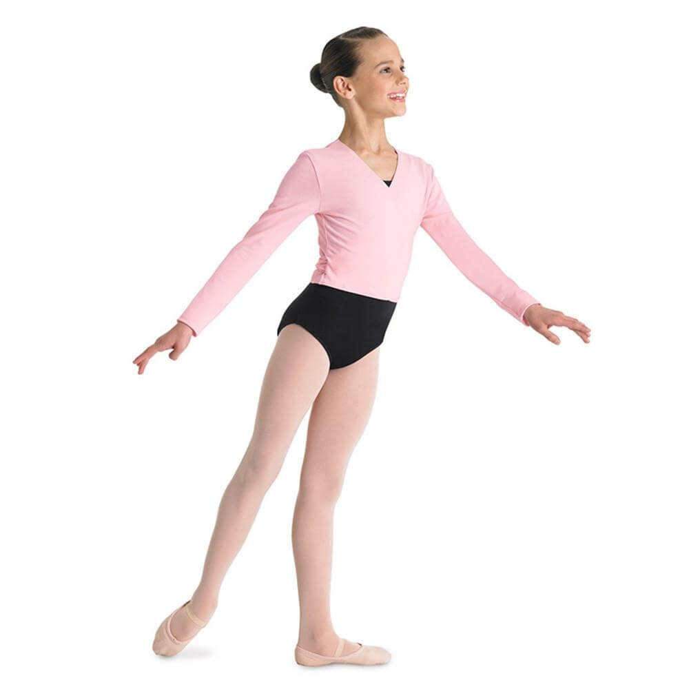 Bloch Child Cambre Crossover Cardigan