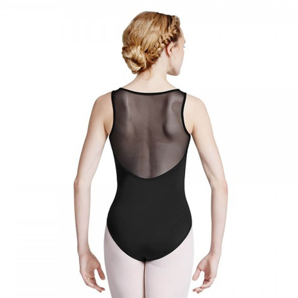 Bloch BRIOLETTE Powermesh Back Tank Leotard