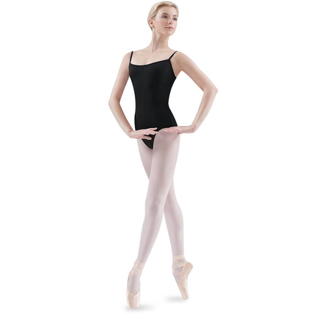 Bloch Adult Elastic Sunray Back Camisole Leotard