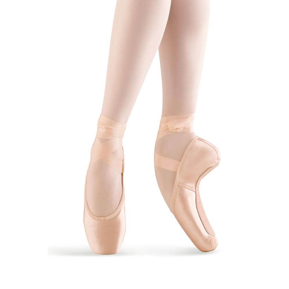 Bloch MS140 Whisper Pointe Shoes