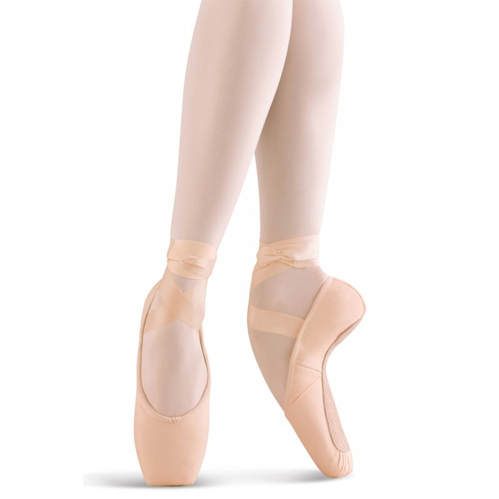 Bloch MS141 Adult Whisper Matte Satin Pointe Shoes