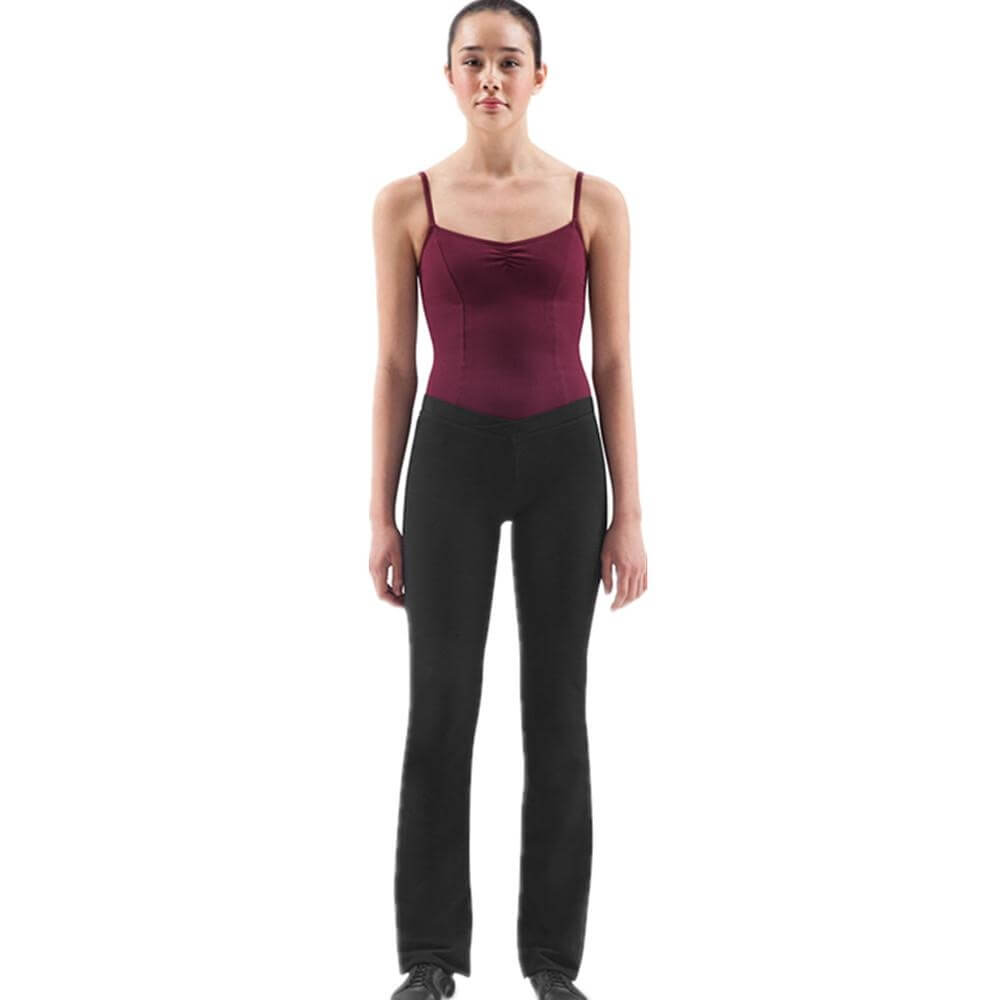 Bloch Adult V Front Jazz Dance Pants