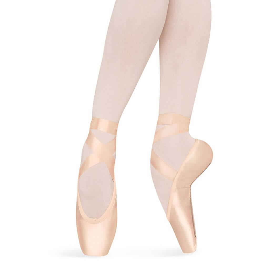 Bloch S0108L Adult Axiom Pointe Shoes - Click Image to Close