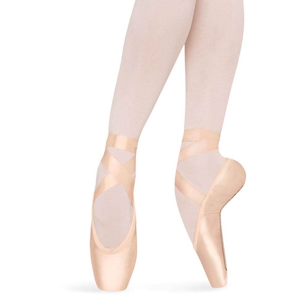 Bloch S0108S Adult Axiom Pointe Shoes Stronger Shank