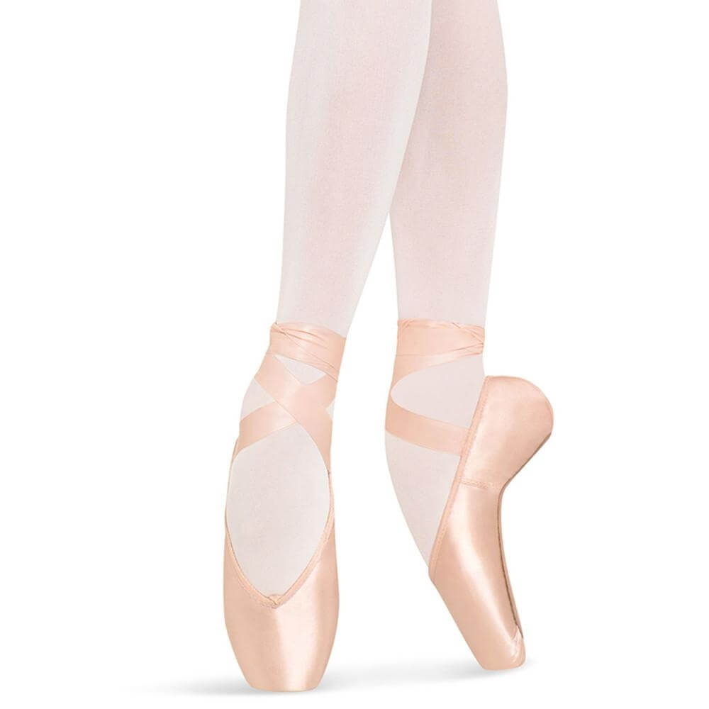 Bloch S0180S Adult Heritage Pointe Shoes Stronger Shank