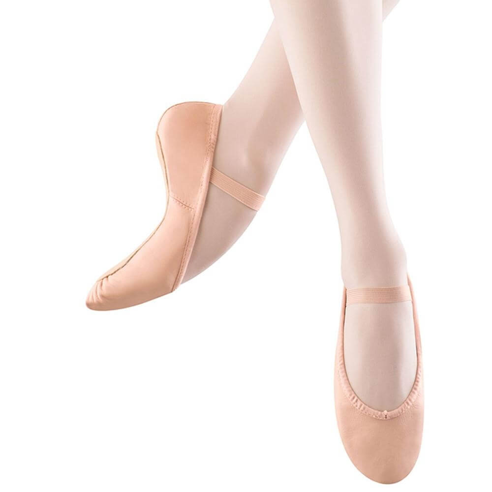 bloch s0205g child dansoft ballet slippers