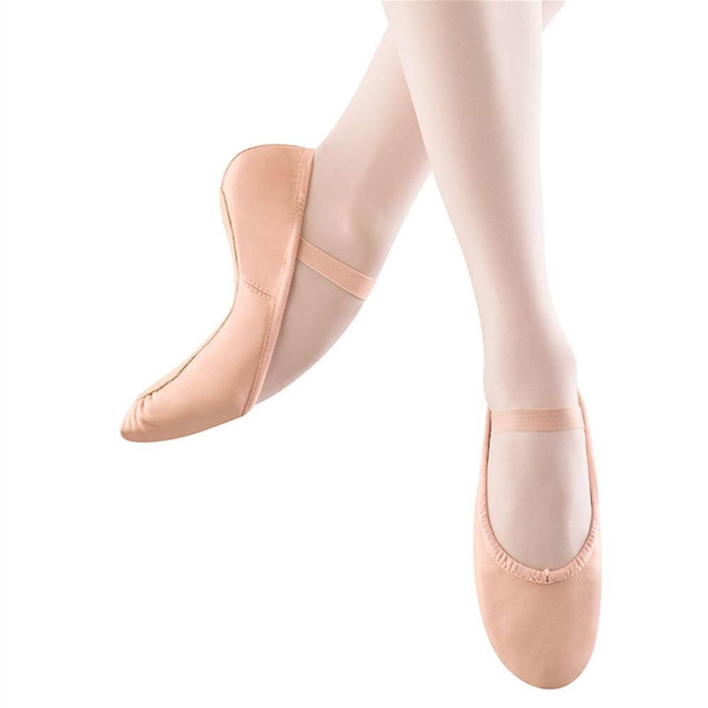 bloch s0205l adult dansoft ballet slippers