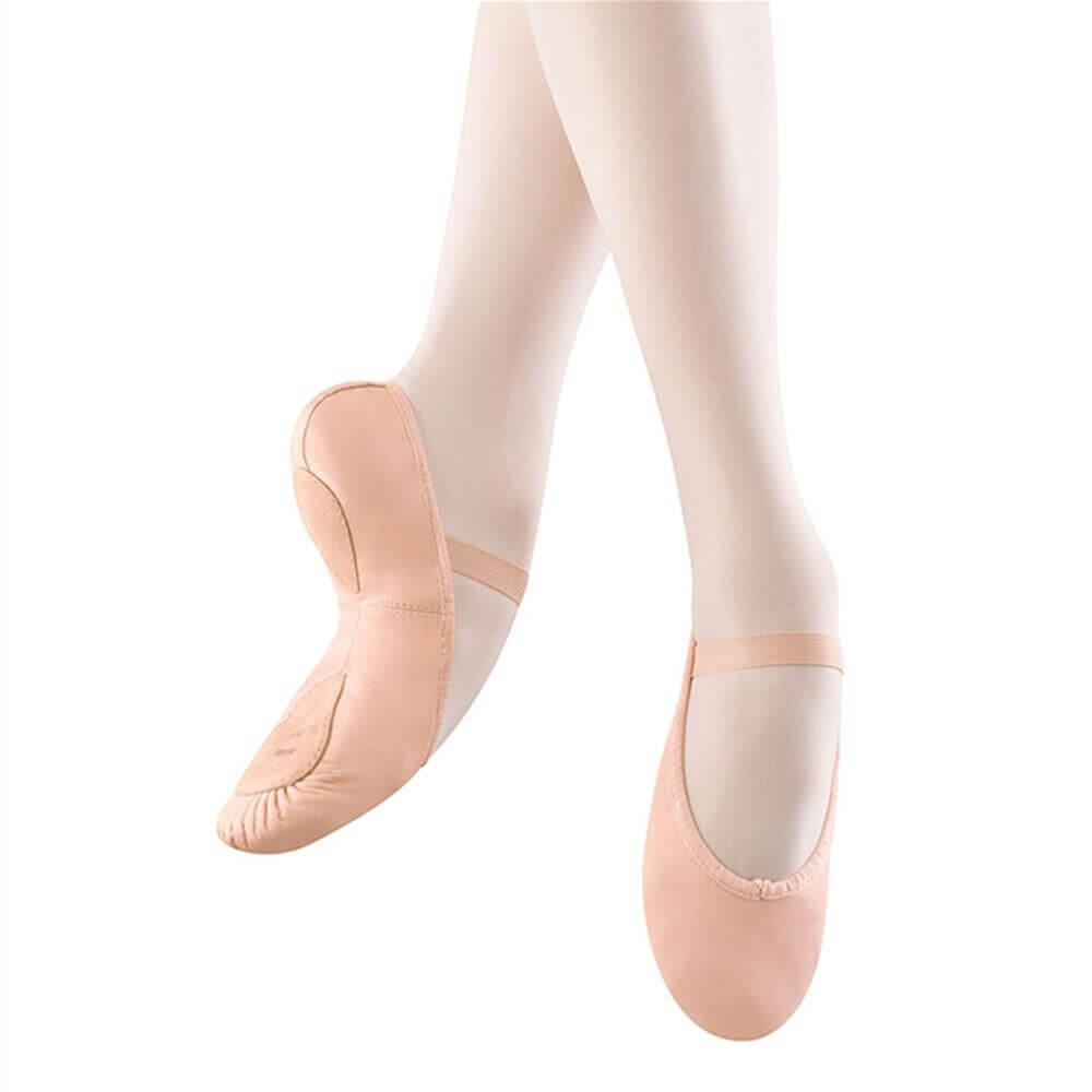 Bloch Adult Dansoft Split Sole Ballet Shoes
