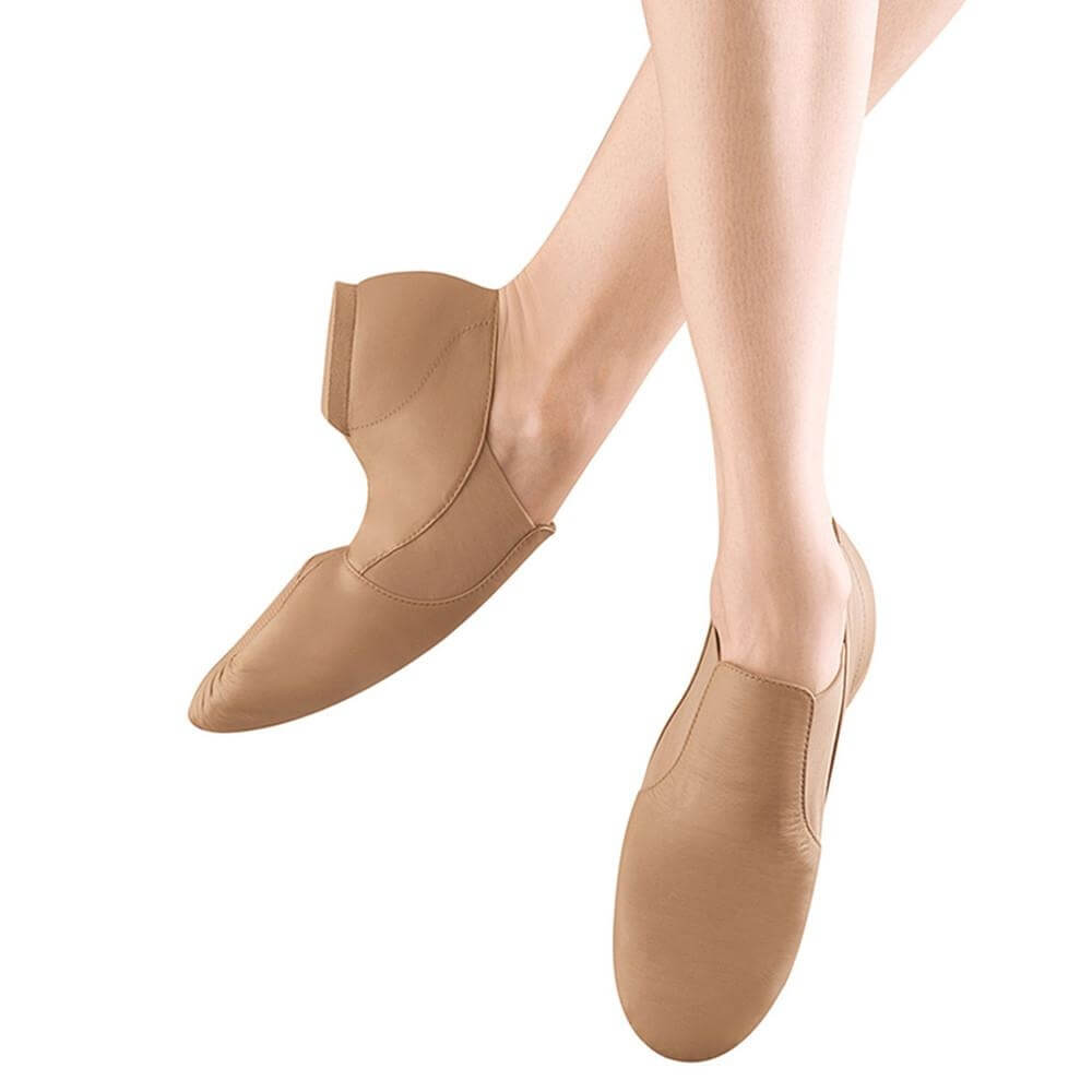 Bloch S0499G Child Elasta Bootie Jazz Shoes