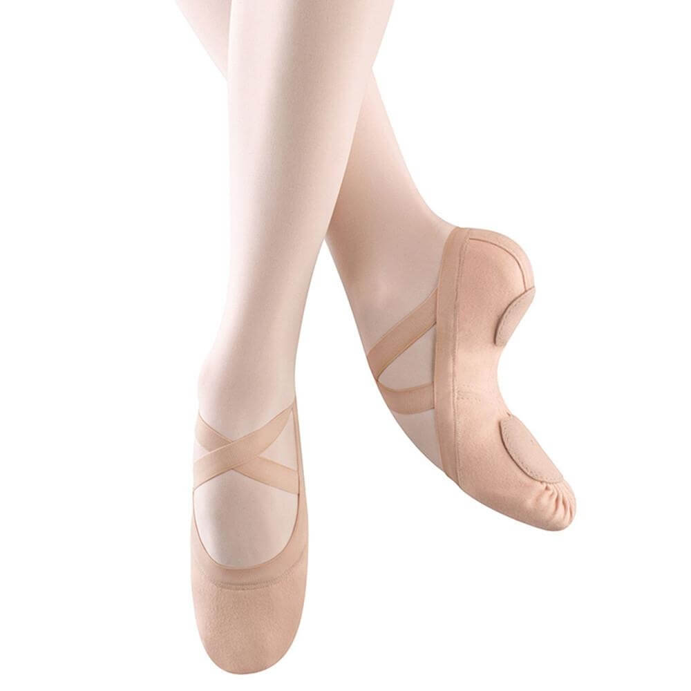 Bloch S0625L Ladies Synchrony Ballet Slippers - Click Image to Close