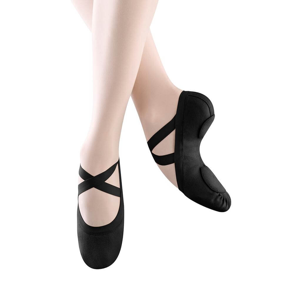 Mens Black Ballet Shoes