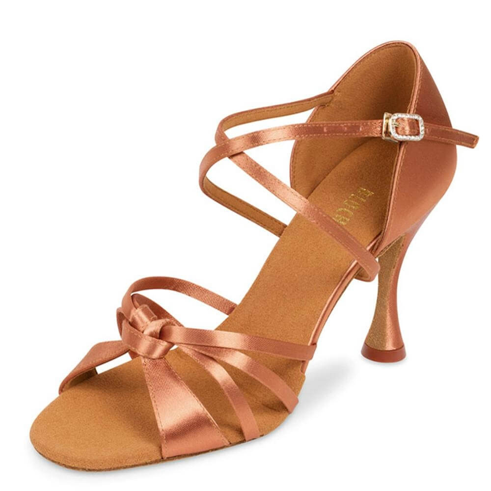 "Bloch Adult ""Davina"" 3"" Latin Sandal"
