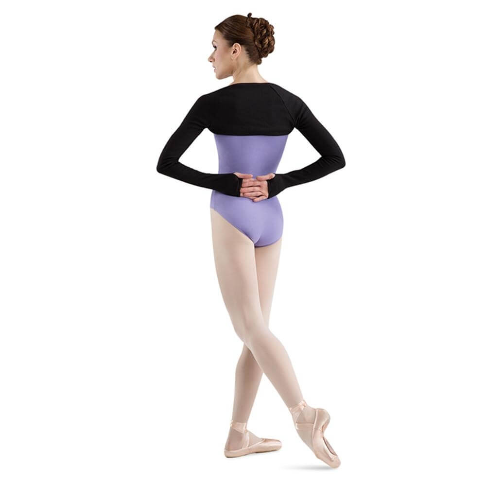 "Bloch Adult ""Lydia"" Long Sleeve Shrug"