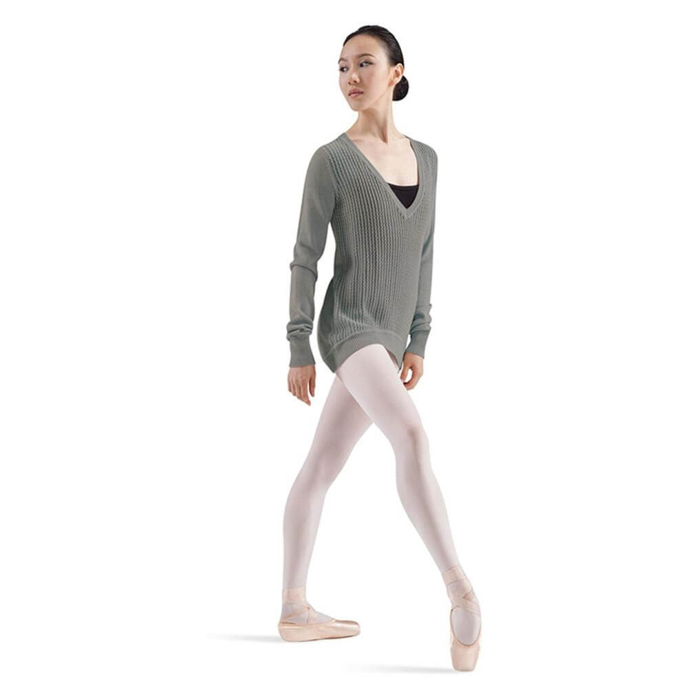 "Bloch Adult ""Orion"" Long Sleeve Jumper"