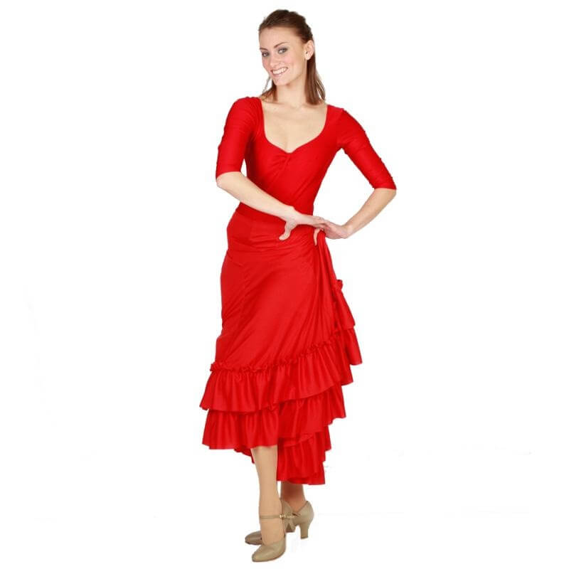 Baltogs Adult Flamenco Skirt