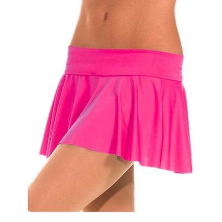 Body Wrappers Microfiber Short Skirt