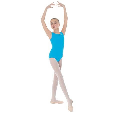 Body Wrappers Girls Tank Leotard