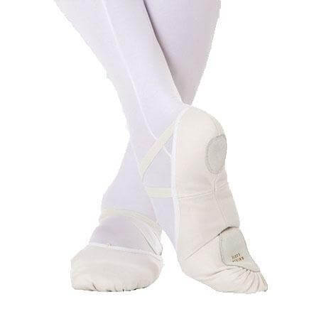 Body Wrappers Angelo Luzio Wendy Total Stretch Canvas Ballet Slipper