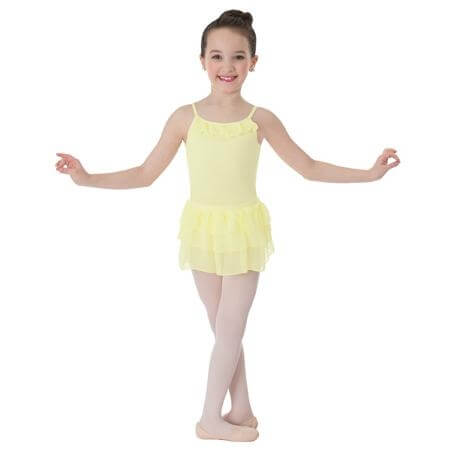 Body Wrappers Child Camisole Leotard
