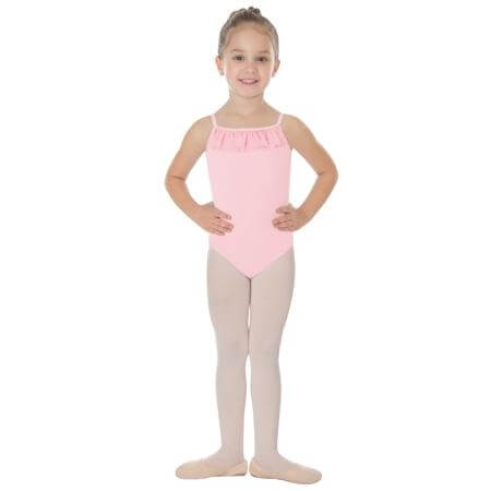 Body Wrappers Child Tank Leotard