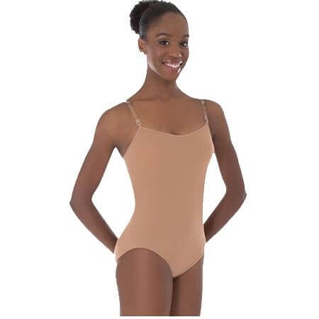 Body Wrappers totalSTRETCH Women Padded Bust Versatile Halter/Tank Leotard