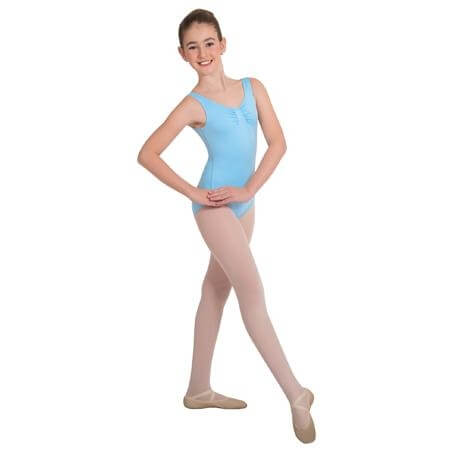Body Wrappers Girls microTECH Tank Leotard