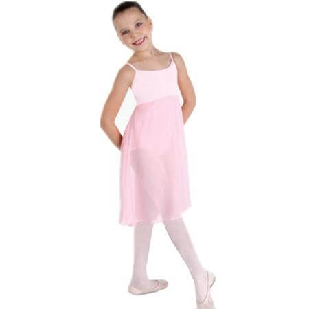 Body Wrappers Child Recital Magic Camisole Dance Dress